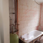 Renovated bathroom Dublin - before