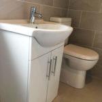 Renovate bathroom Dublin - after