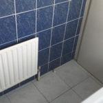 Renovate bathroom Dublin - before