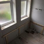 Bathroom renovation in Dublin - WIP
