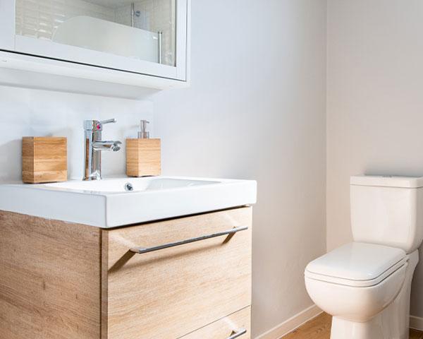 Bathroom renovated Dublin - Ireland