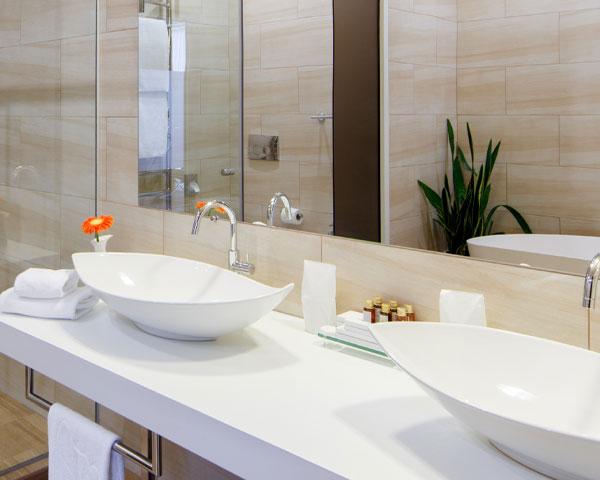 bathroom renovated Ireland
