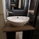 City Centre apt bathroom AFTER renovation