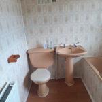 Terenure WC & Bathroom renovation - BEFORE